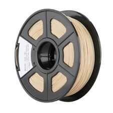 SS New 1.75mm/3mm Wood color 3D Printer Filament - 1kg Spool (2.2 lbs) - Dimensi