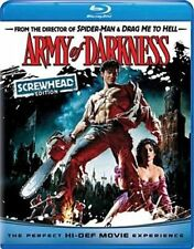 Army of Darkness Screwhead Edition 0025192019968 Blu-ray Region a