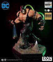 Iron Studios 1/10 art scale Exclusive DC Comic ver Batman Bane statue Unopened