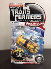Transformers Dark Of The Moon Nitro Bumblebee DLX Class NEW SEALED