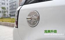 Chromed Oil Fuel Tank Cover Protector Trim For Land Rover LR2 Freelander2 13-15