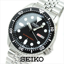 SEIKO DIVER 200M SKX007 SKX007K2 FREE EXPRESS BLACK DIAL WITH ORIGINAL BOX