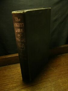 99p?!- The Secret Lore of Magic -Shah OCCULT WITCHCRAFT DEMONOLOGY GRIMOIRE MYTH