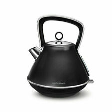 Morphy Richards 100105 1.5L Evoke Pyramid Electric Kettle - Black