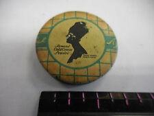 vintage large Armand Cold Cream Complete Powder  tin