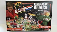 GI Joe 2002 Milton Bradley G.I. Joe Commando Attack Board Game Vintage MB 3D