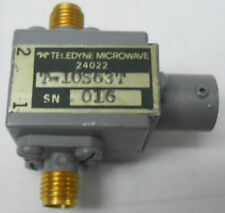 T-10S63T TELEDYNE MICROWAVE  DUMMY LOAD SMA NEW OLD STOCK