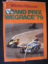 Peters Book, Grand Prix Wegrace '79, Winter / Heese (Nederlands) (TTC)