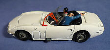 Corgi 336 TOYOTA 2000 GT cabriolet James Bond 60's vintage model car b172