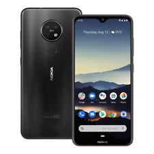"""NEW Nokia 7.2 (TA-1196) 6.3"""" 6GB / 128GB LTE Dual SIM UNLOCKED CHARCOAL (BLACK)"""