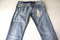 DIESEL Damen Jeans MATIC 008MB Gr. W 28 L 32 hellblau Stretch Slim Tapered NEU