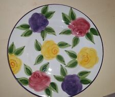 Mirabel ~ Tabletop Unlimited ~ Dinner Plate 11 1/4""