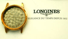 Longines ref.8240 NUOVO SWISS MADE GIALLO 20 micron chassis placcati oro