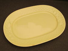 V&B PIEMONT ESTIVO gelb  große  ovale Platte 42 cm  VILLEROY&BOCH