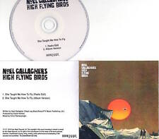 Noel Gallagher's High Flying Birds 2018 PROMO CD She Taught Me How To Fly OASIS