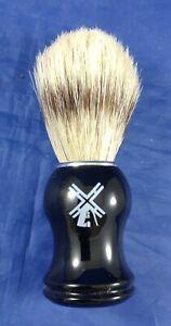 Van Der Hagen 100% Pure Badger Brush Ultimate Fine Shaving Tool No Box