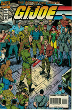 GI Joe #155 NM Marvel Larry Hama Scare Low Print Run Last Issue Snake Eyes 21