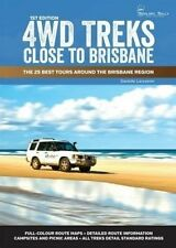 4WD Treks Close to Brisbane by Boiling Billy Publications