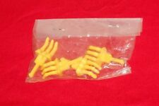 vintage SHOGUN WARRIORS VERTILIFT CLAW x4 LOT in sealed baggie weapons parts