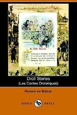 Droll Stories (Les Contes Drolatiques) (Dodo Press) (French Edition)-ExLibrary