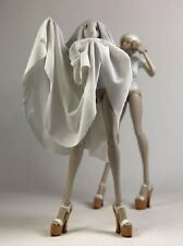 Ashley Wood threeA Isobelle Pascha Milky Ghost  Halloween 1/6 Figure Set WWR
