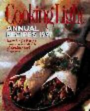Cooking Light : Annual Recipes 1997 (Serial), Cooking Light Magazine, Leisure Ar