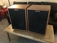 Klipsch Heresy Series 1 Made In USA consecutive Serial Numbers