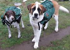 Medium and Large dog Outward Hound backpacks ~ gently used