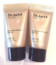 Dr. Jart Premium BB Beauty Balm SPF 45 2x 0.2 oz 0.4 Total New - 02 Medium Deep
