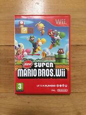 Nuevo Super Mario Bros. para Nintendo Wii