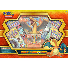 Charizard EX Collection Box Pokemon TCG Cards Flashfire Sealed Packs + Promo