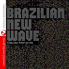 Claudio Meranda - Brazilian New Wave [New CD] Manufactured On Demand