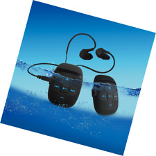 MP3 Music Audio Player 8GB for Underwater Swimming w/ Waterproof Earphone