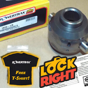 "LOCK RIGHT LOCKER BY POWERTRAX - 31 SPLINE FITS FORD 8.8 (fit 7/8"" center pin)"