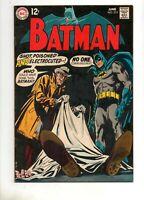 Batman #212 VF/NM 9.0!!! TOUGH in HIGH GRADE BLACK COVER! DC 1969