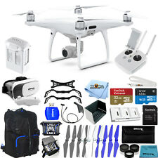 DJI Phantom 4 Pro Quadcopter! MEGA Ready To Fly PRO Accessory Bundle NEW MODEL!