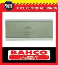 BAHCO 474 SWEDISH MADE CABINET SCRAPER – 150 x 62 x 0.80mm