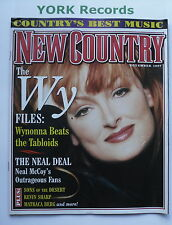 NEW COUNTRY MAGAZINE - November 1997 - Wynonna / Neal McCoy / Sons of the Desert