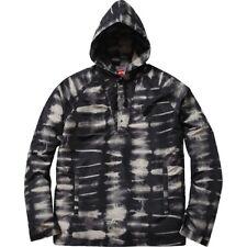 SUPREME Tie Dye Pullover Black M box logo safari comme acid S/S 13