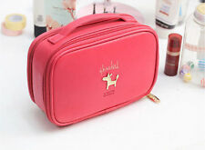 New SHINZI KATOH Jenny 2step Make Up Pouch _ Cosmetic Makeup Bag Pouch Pocket