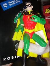 WARNER Bros ROBIN STATUE  1998 Figurine From BATMAN Animated bust Figure TOY