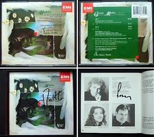 Simon RATTLE & KEENLYSIDE Signed MAHLER Symphony No.3 Des Knaben Wunderhorn 2CD