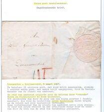 NEDERLAND 1807 LEEUWARDEN-DONIAWERSTAL........