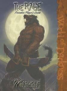World of Darkness Werewolf the forsaken The Rage Forsaken players guide