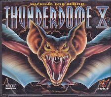 Thunderdome 10-2 Cd album