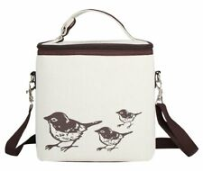 Large Insulated Lunch Box Cooler Bag Waterproof Picnic Tote with Shoulder Strap
