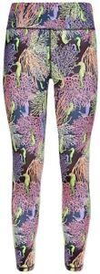 Sqeaty Betty Contour 7/8 Yoga Leggings Size S seahorse print 2584-B7