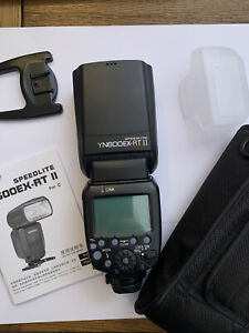 NO RESERVE YONGNUO YN600EX-RT II Wireless HSS Flash Speedlite for Canon