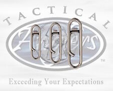 "Tactical Anglers Power Clips-""New Size""-25lb Bulk 30pc pack"
