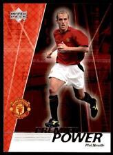 Upper Deck Manchester United 2002-2003 - Phil Neville Premier Power No.61